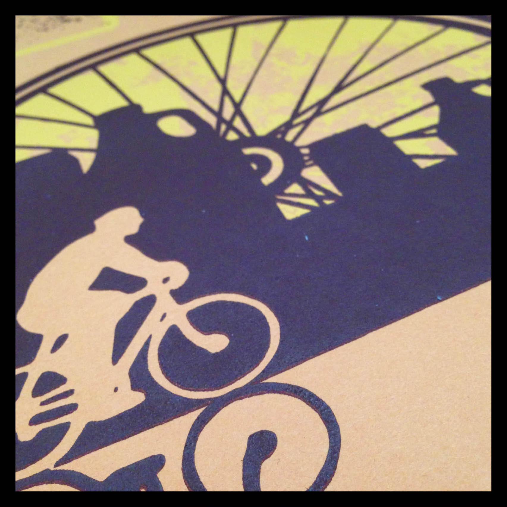 Art + Bikes