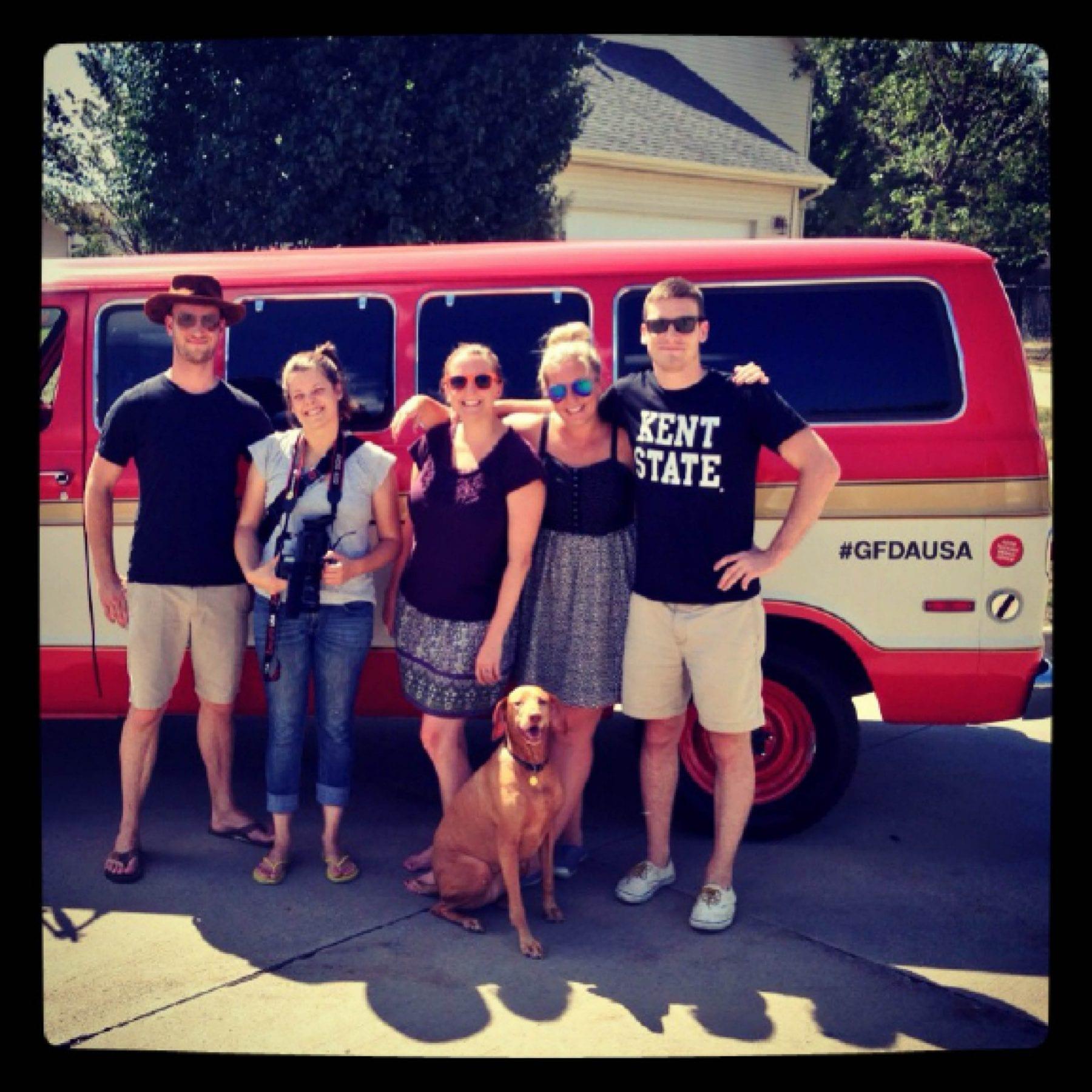 GFDA Visits Des Moines